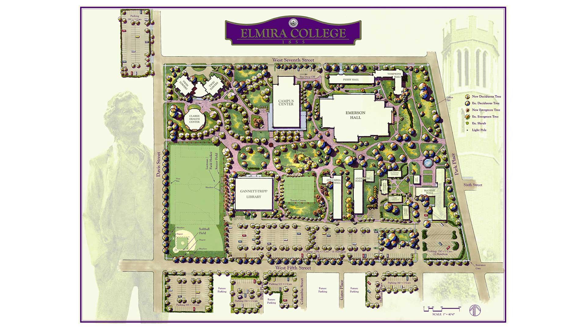 Elmira College Campus Master Plan