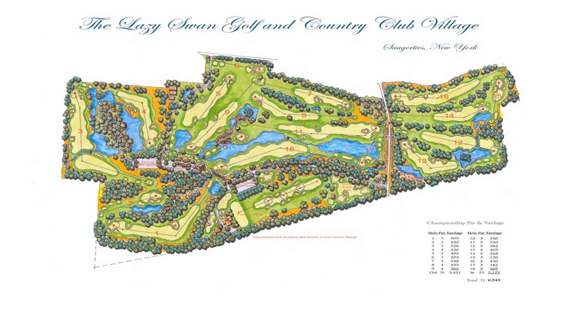 Lazy Swan Golf & Country Club