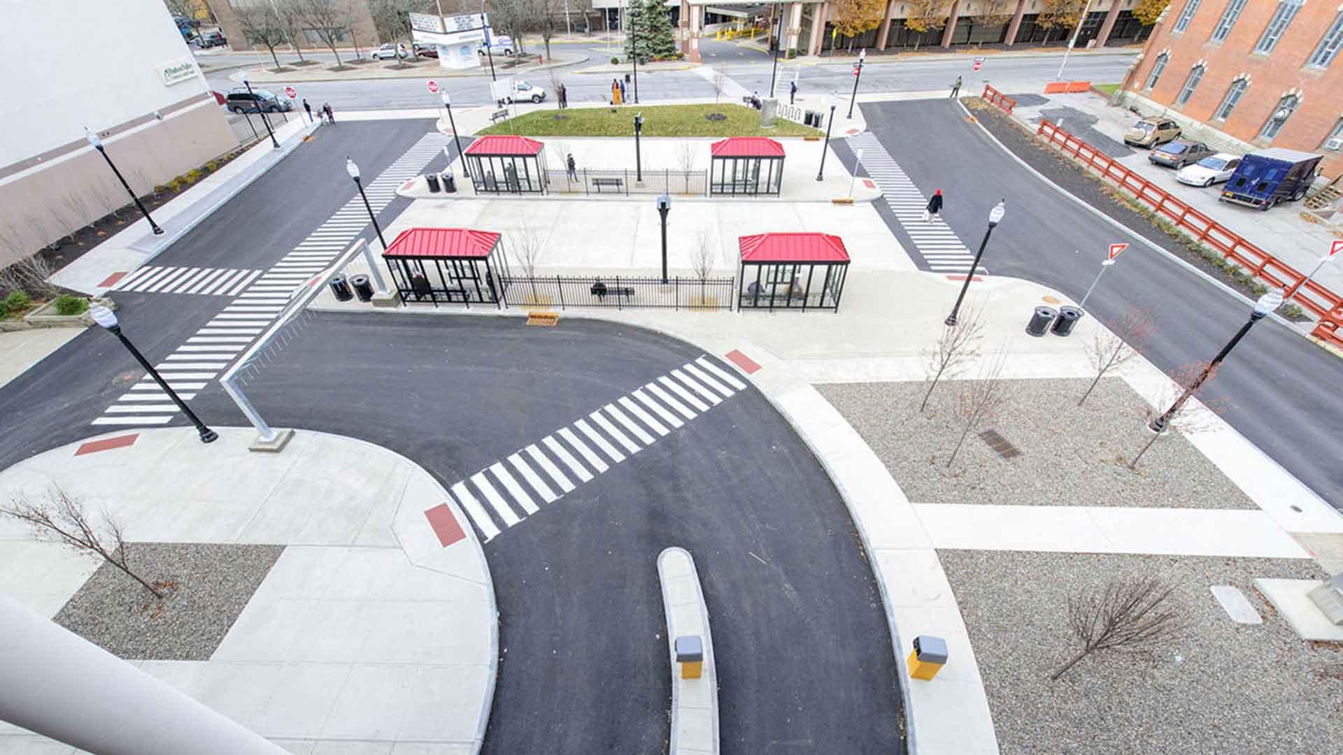 Poughkeepsie Transit Hub